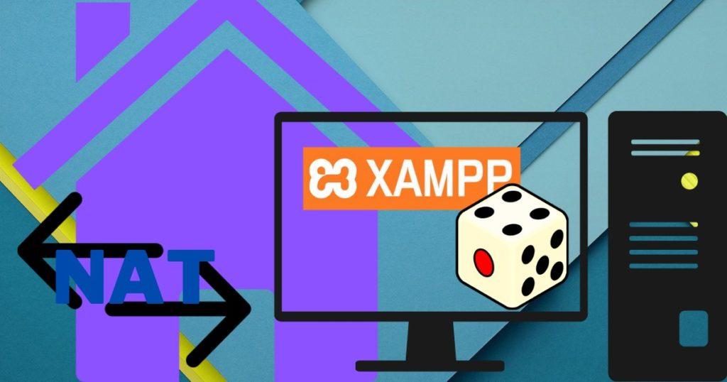 xampp-DiCE-NAT