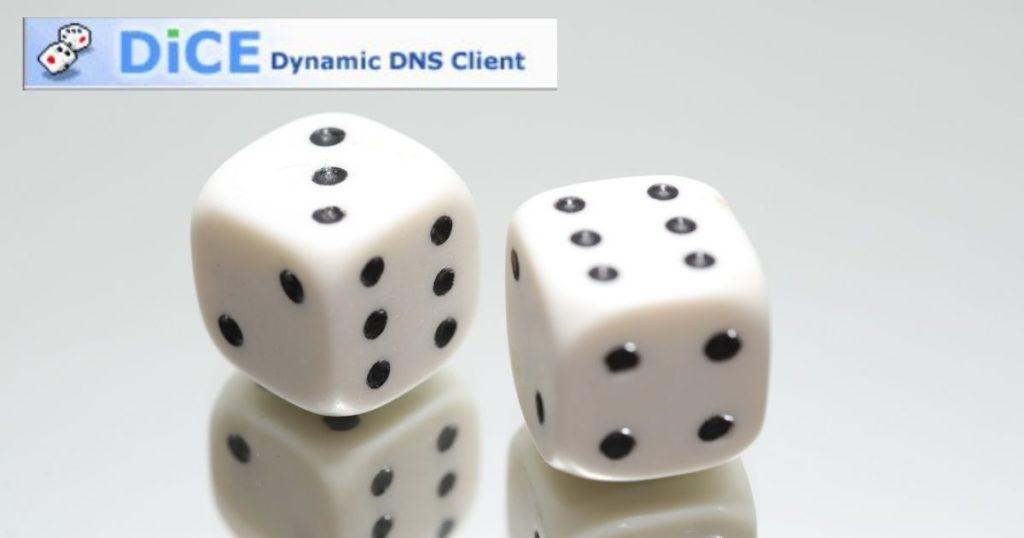 DiCE DynamicDNS Client